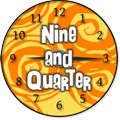 Nine And Quarter