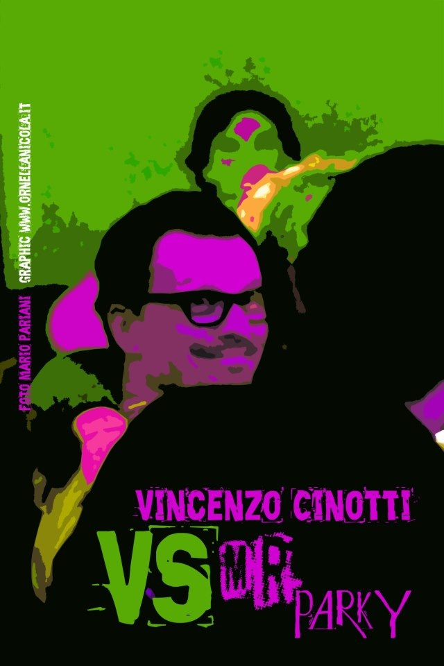 Vincenzo Cinotti vs Mr P.