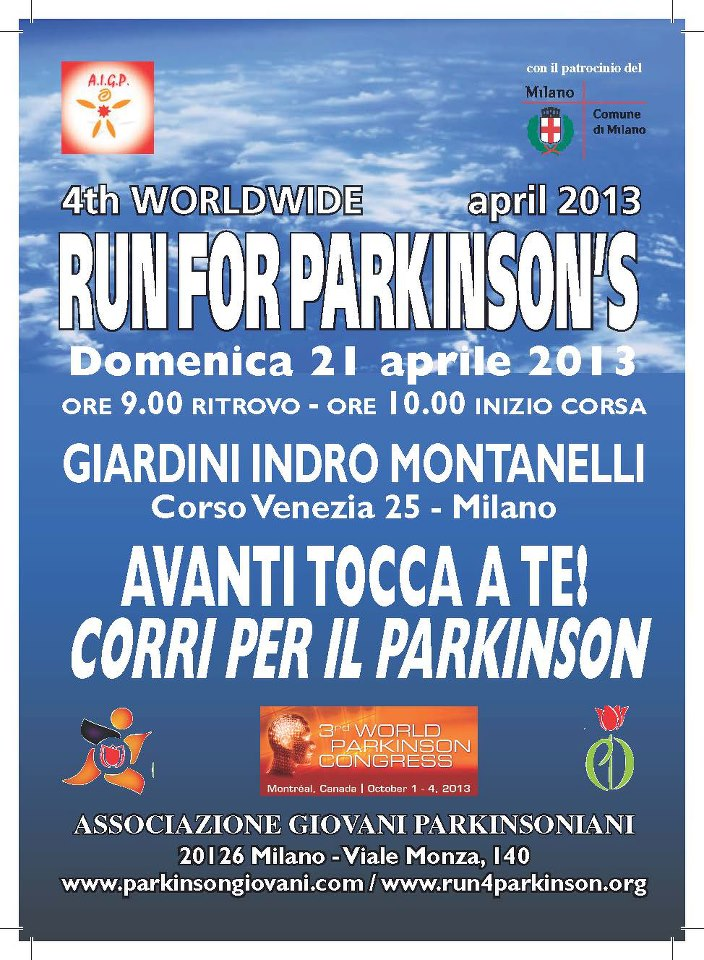 Run4PD 2013 Milano