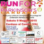 Run For Parkinson's 2015 a Cardano