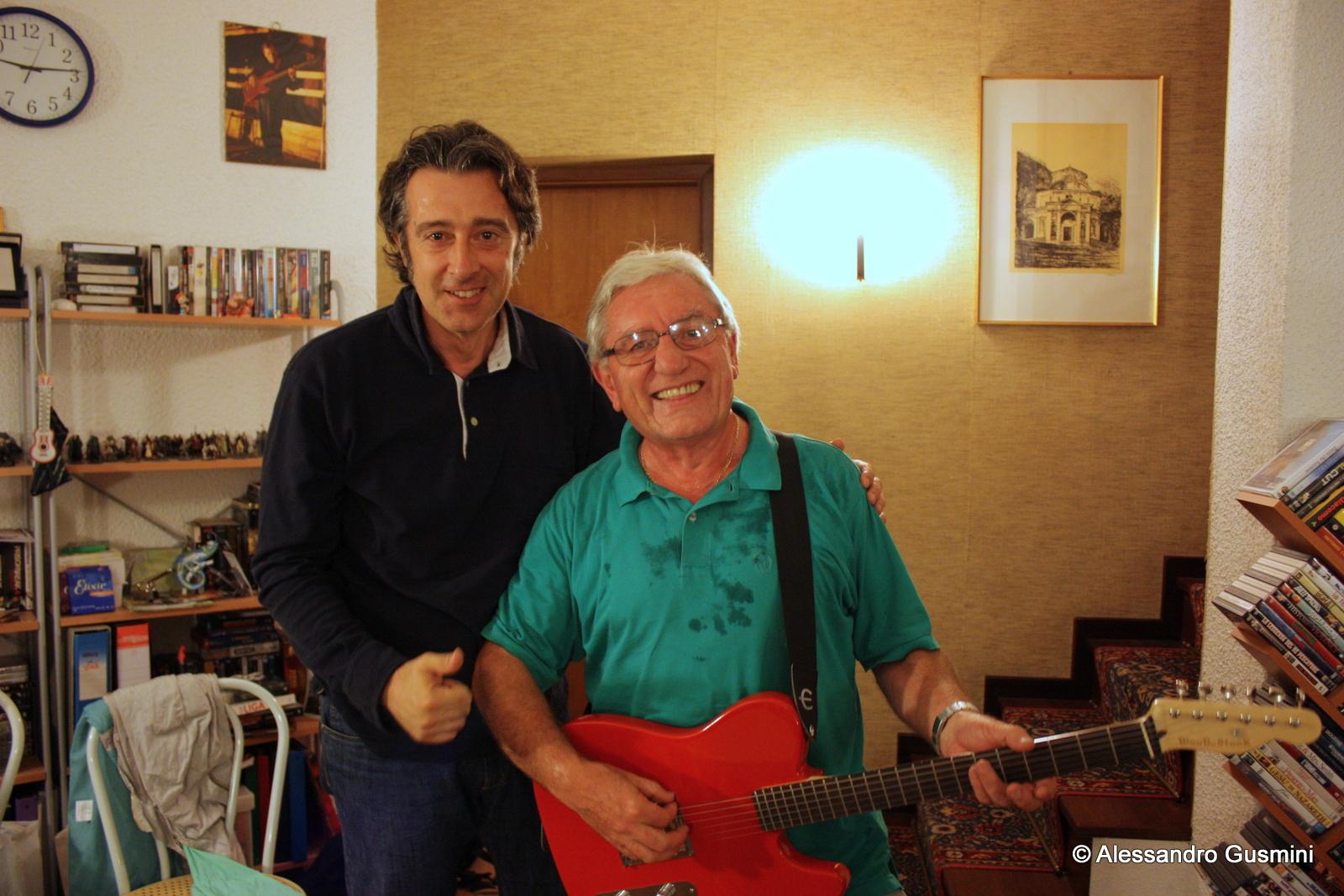 Primo premio della lotteria 2014 a Fiorenzo Zonca