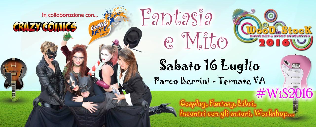 Mito e Fantasia: Cosplay a WOODinSTOCK 2016