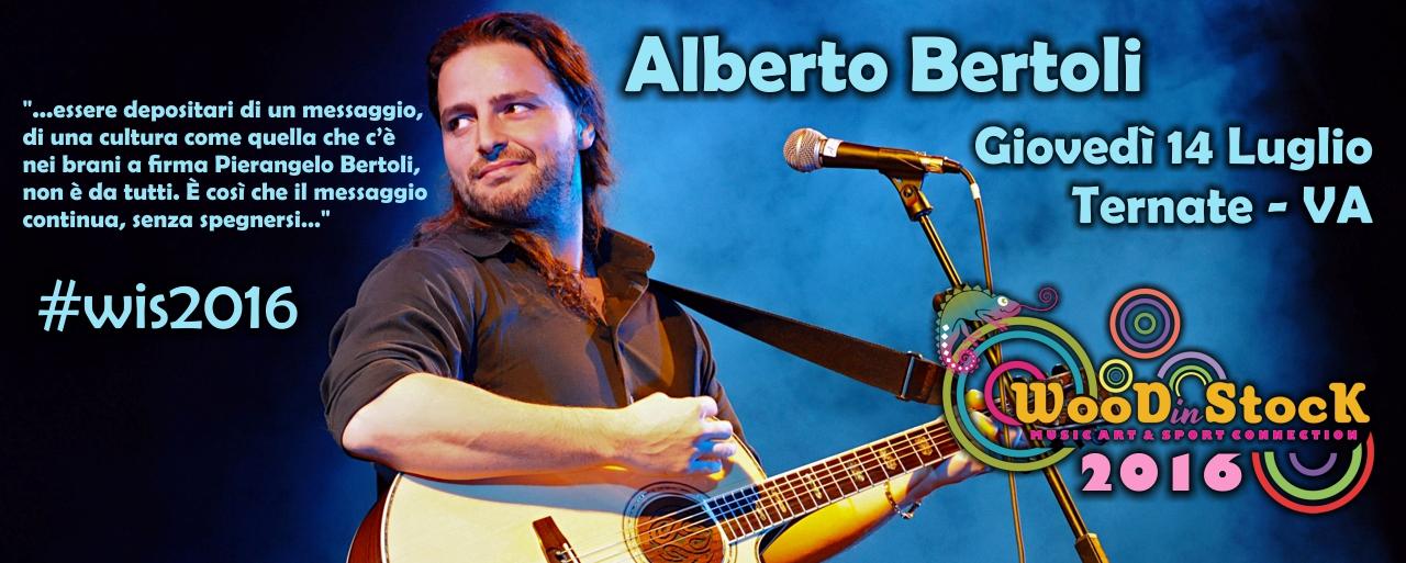 Alberto Bertoli a WOODinSTOCK 2016