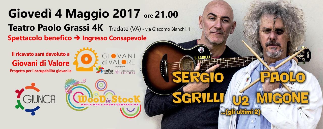 Sergio Sgrilli e Paolo Migone - Gli U2 ...(gli ultimi 2)