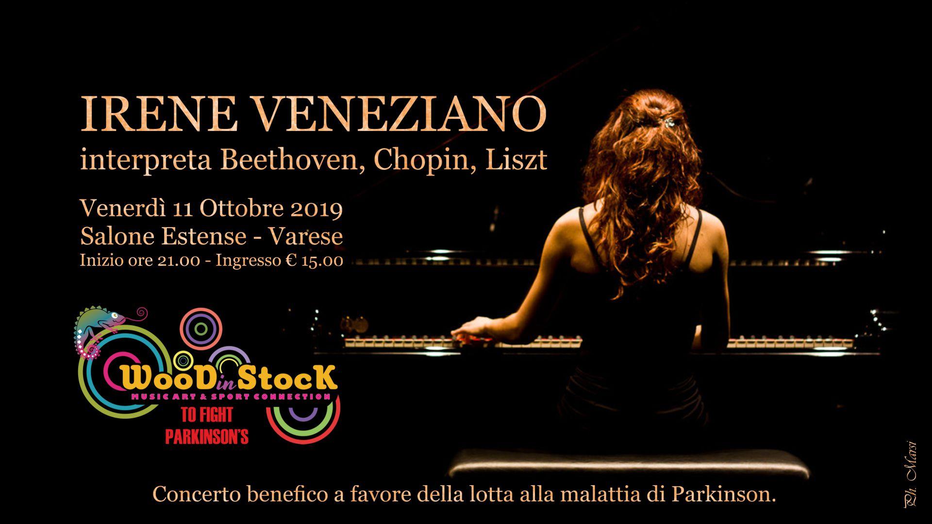 Irene Veneziano per WOODinSTOCK 2019